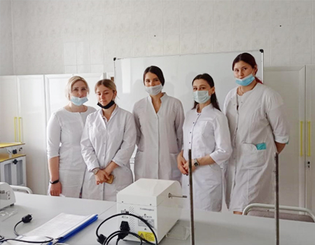 Agreement between Crimean Federal University named after V. I. Vernadsky and Kazan State Medical University. Students of the Crimean Federal University arrived at the Kazan State Medical University to undergo an internship in general pharmaceutical technology.