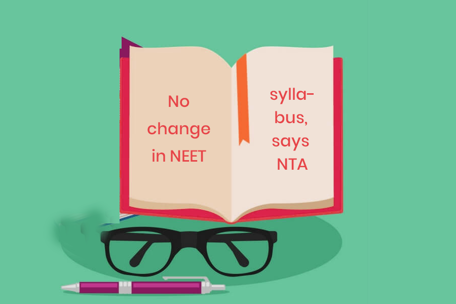 No change in NEET syllabus, says NTA